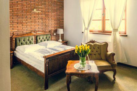 Hotel Folwark Stara Winiarnia pokój dla 2 osób 12
