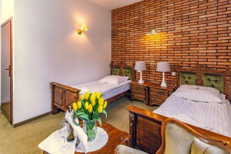 Hotel Folwark Stara Winiarnia pokój dla 2 osób 13