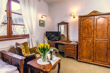 Hotel Folwark Stara Winiarnia pokój dla 2 osób 15