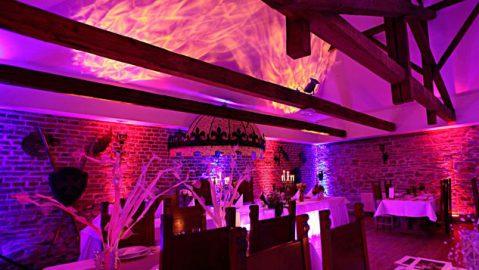 Oświetlenie dekoracyjne dekoracja światłem