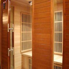 Hotel Folwark Stara Winiarnia - sauna infrared