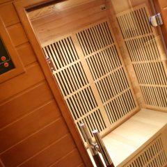 Hotel Folwark Stara Winiarnia - sauna infrared - 2