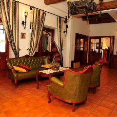 Hotel Folwark Stara Winiarnia - Recepcja - 2
