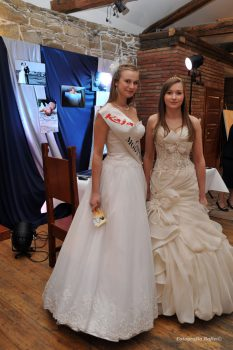 Moda ślubna Targi Ślubne Folwark Stara Winiarnia