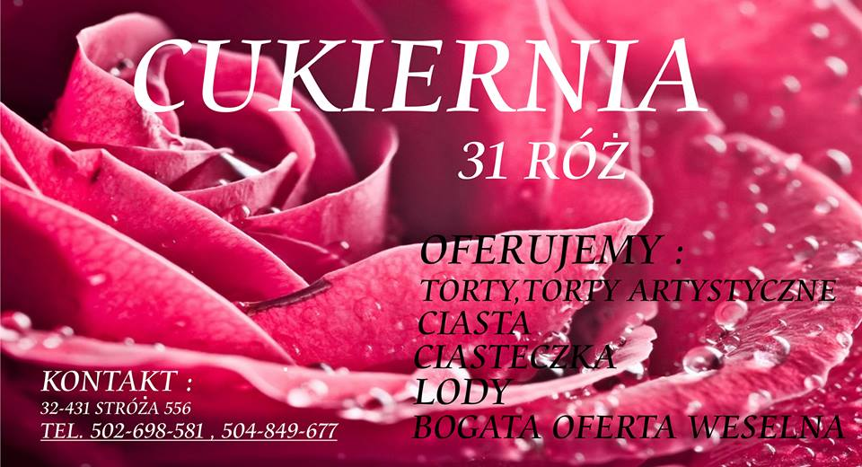 Cukiernia 31 Róż