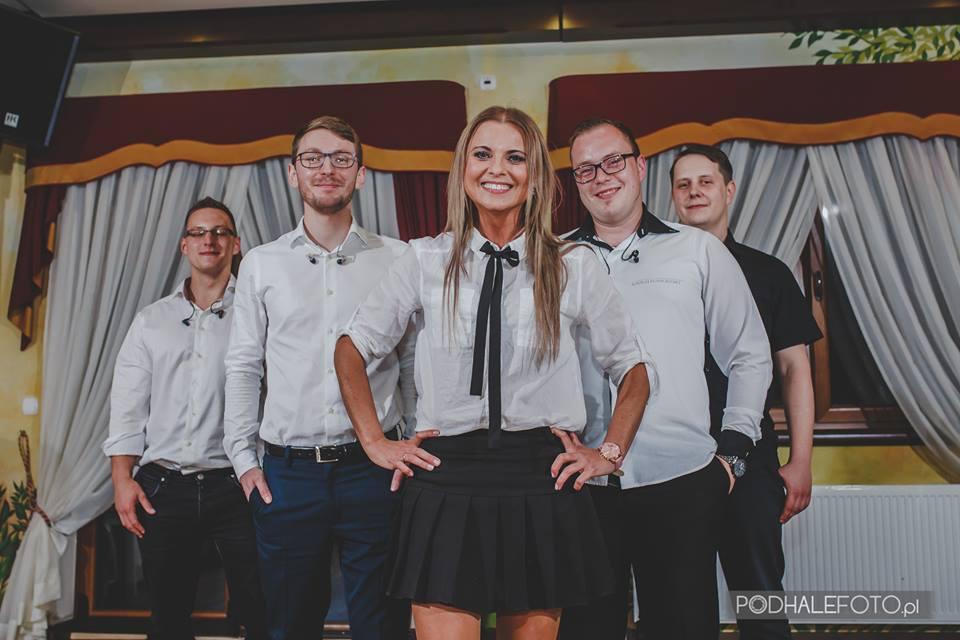 ELEGANCKO - zespół na wesele