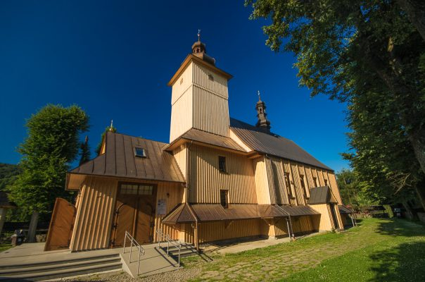 Kościół św. Józefa Oblubieńca NMP w Lubomierzu ślub wesele