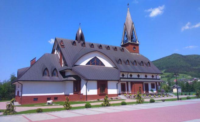 Kościół p.w. Miłosierdzia Bożego