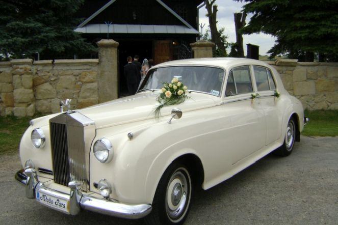 Rolls Royce 1959r.
