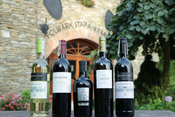 Wino na wesele Folwark Stara Winiarnia Mszana Dolna Małopolska