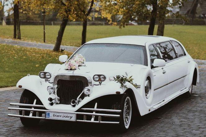Lincoln Excalibur - najbardziej reprezentacyjne i ekskluzywne pojazdy produkowane przez koncern Forda
