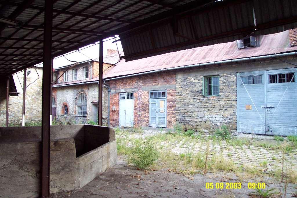 Folwark Stara Winiarnia 2003