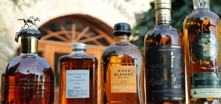 Degustacje whisky
