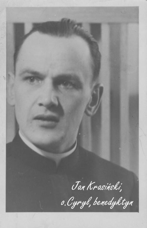 Jan Kazimierz Krasiński Cyryl