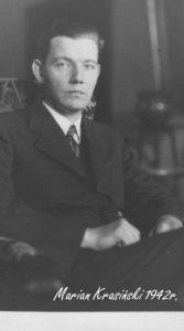 Jan Krasiński 1942