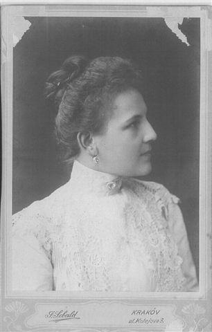 Maria Krasińska