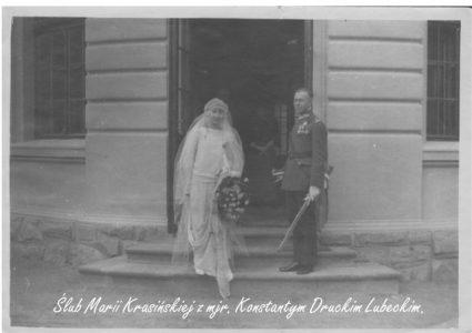 Wesele ślub Krasińscy