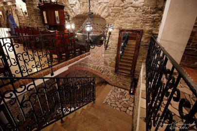 schody sala dworska