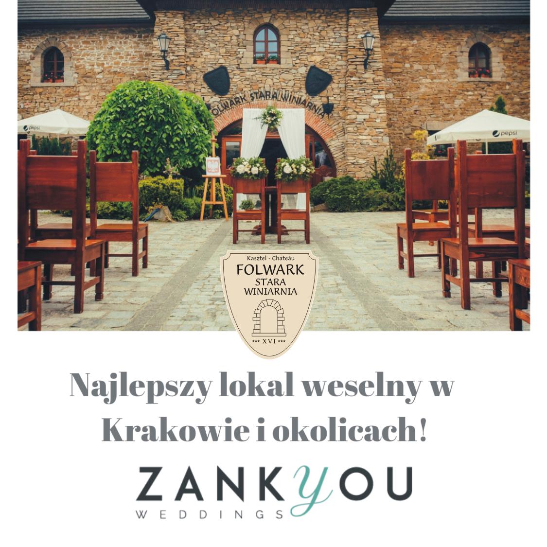 Zankyou poleca na wesele w Małopolsce